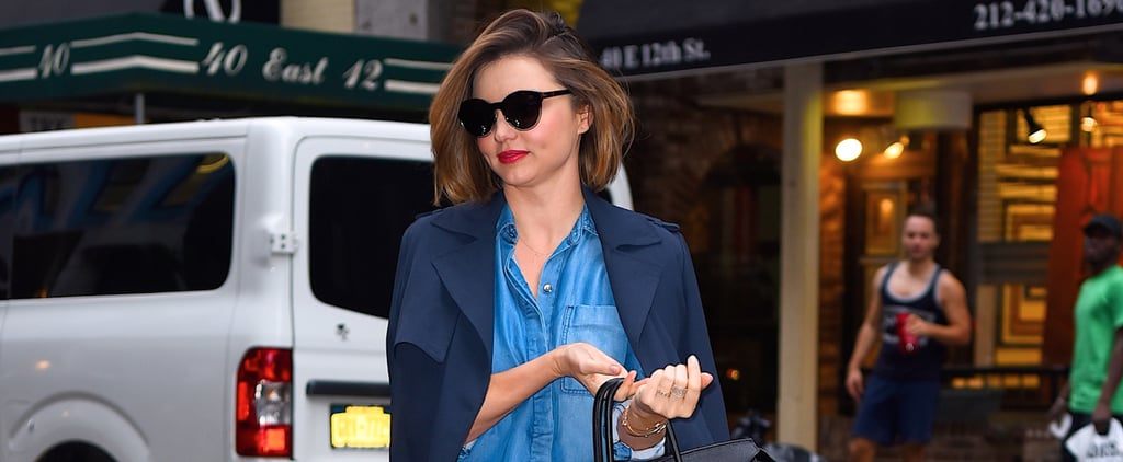 Miranda Kerr Just Pulled a Very Kate Middleton Style Move