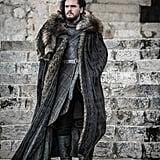 Jon's Direwolf: Ghost