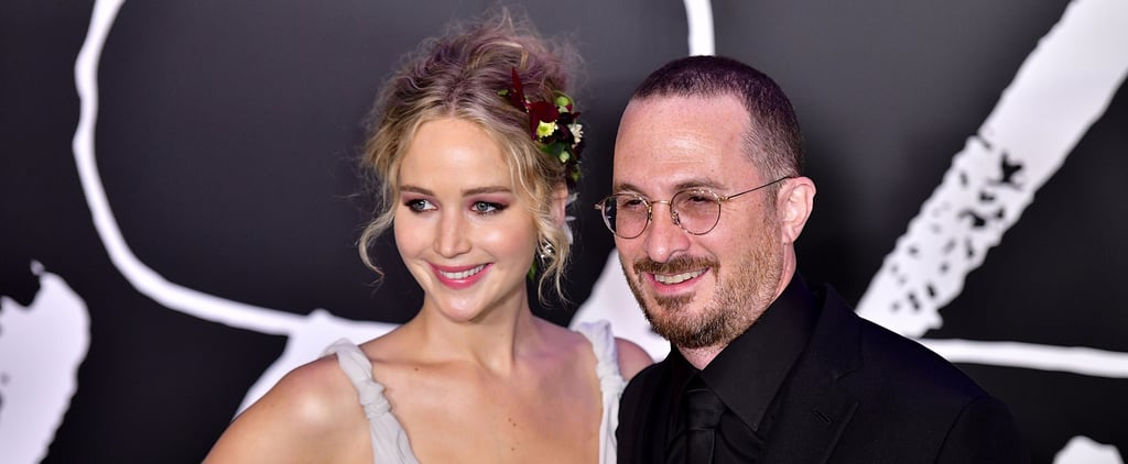 Jennifer Lawrence Quotes About Dating Darren Aronofsky 2017