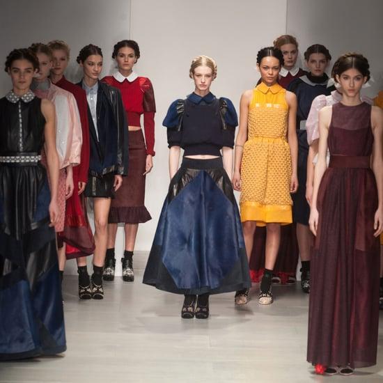 Bora Aksu Autumn/Winter 2014 at London Fashion Week
