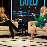 Favorite Jennifer Aniston Moment: Crying on Chelsea Lately