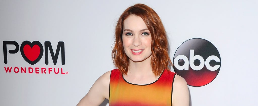 Felicia Day Welcomes Daughter January 2017