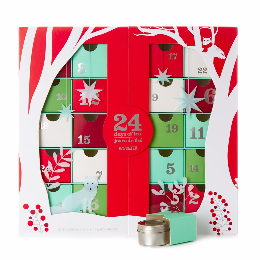 David's Tea Advent Calendar