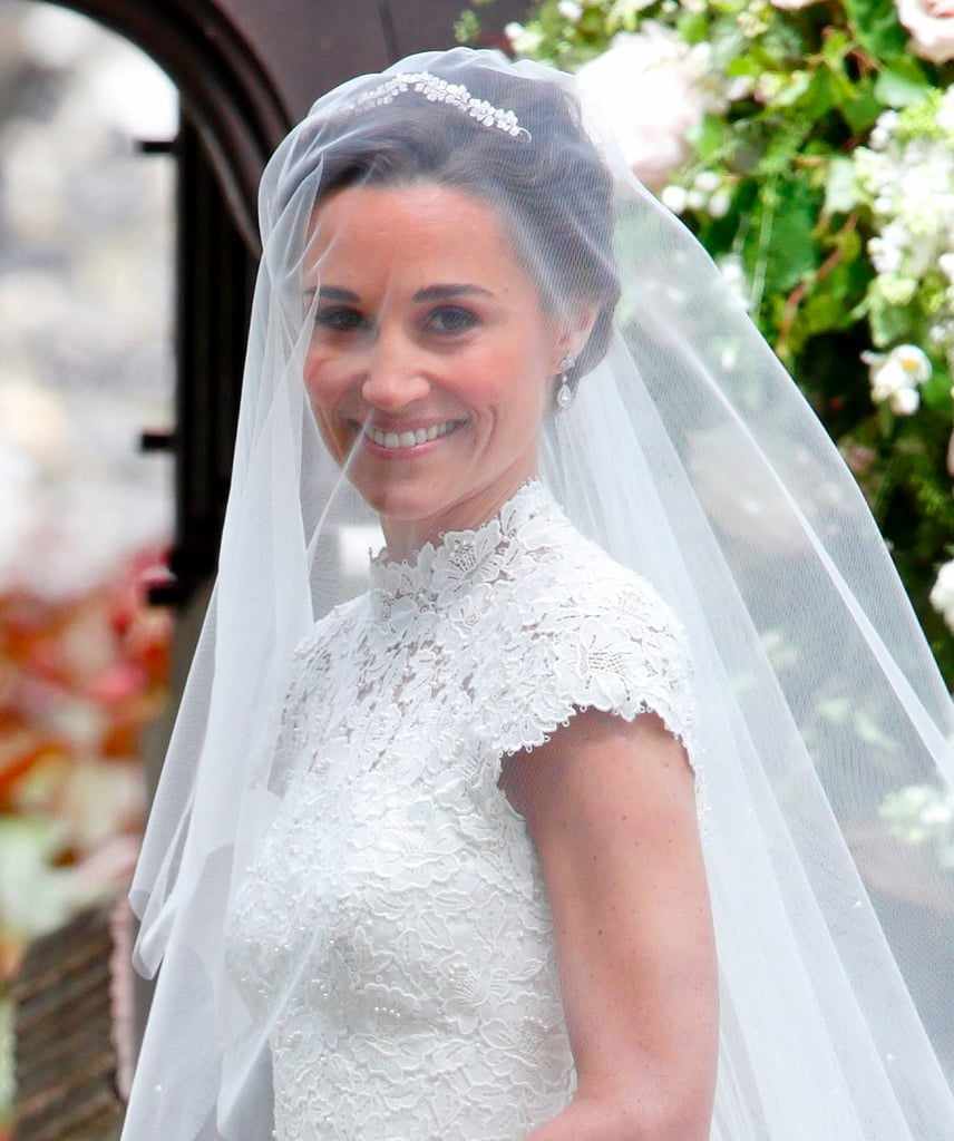pippa middleton wedding hair | popsugar beauty