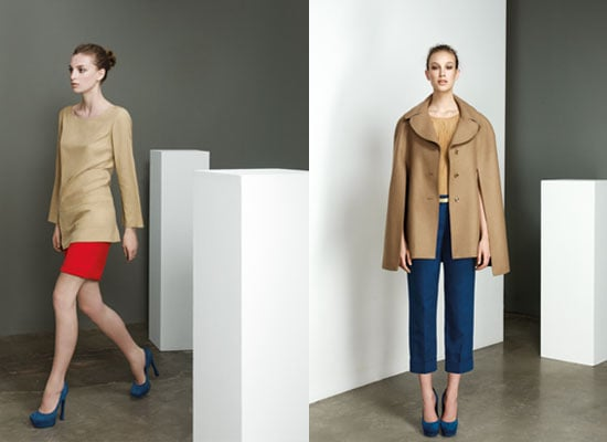 Lisa Ho's A/W 2011 Minimalist Collection Steals Our Hearts: Take a gander at the Look Book
