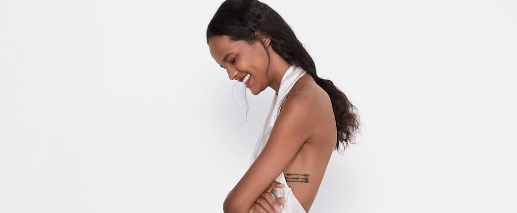 This $159 Zara Dress Is Actually the Perfect Wedding Dress