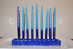 Make a Menorah