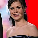 Anna Paquin was on TRL in 2003.