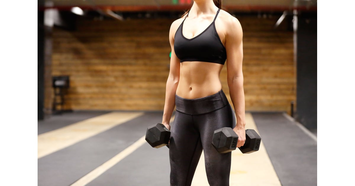 This 30-Minute CrossFit Workout Targets Every Inch and Leaves You Drenched