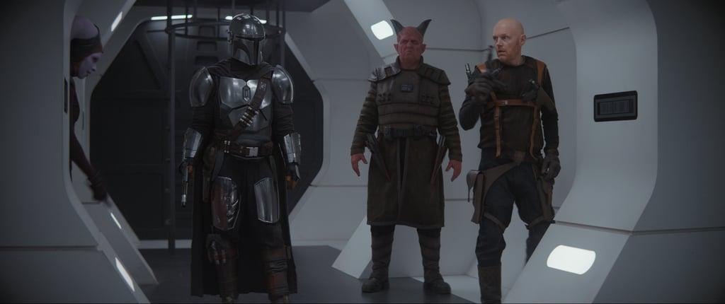 The Mandalorian's Episode 6 Full Cast