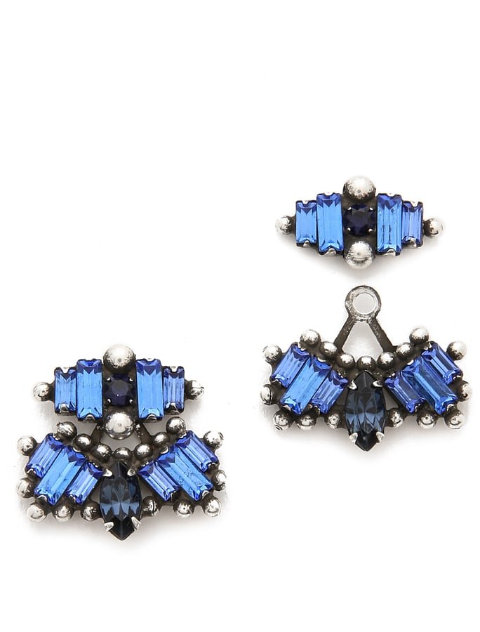 Dannijo Sarrah Earrings ($295)
