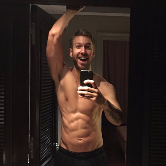 Celebrity Guy Shirtless Workouts