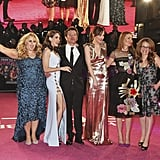 Celebrities at How to Be Single UK Premiere | Pictures