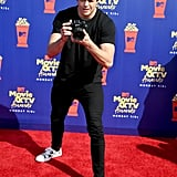Noah Centineo at the 2019 MTV Movie and TV Awards