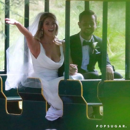 Ashley Greene and Paul Khoury Wedding Pictures 2018
