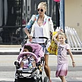 Pictures of Heidi Klum and Girls