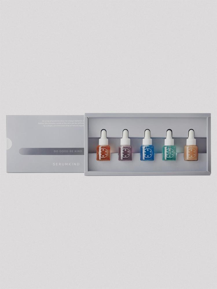 Best Skin-Care Gifts For Beginners: Serumkind Single & Kind Mini Set