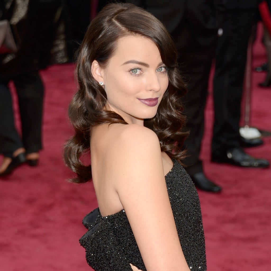 Margot Robbie at the 2014 Oscars