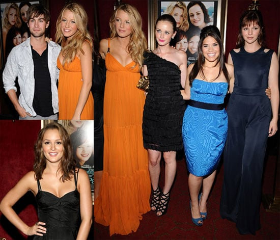 Photos From NYC Premiere of Sisterhood of the Traveling Pants 2 With Blake Lively, America Ferrera, Chace Crawford