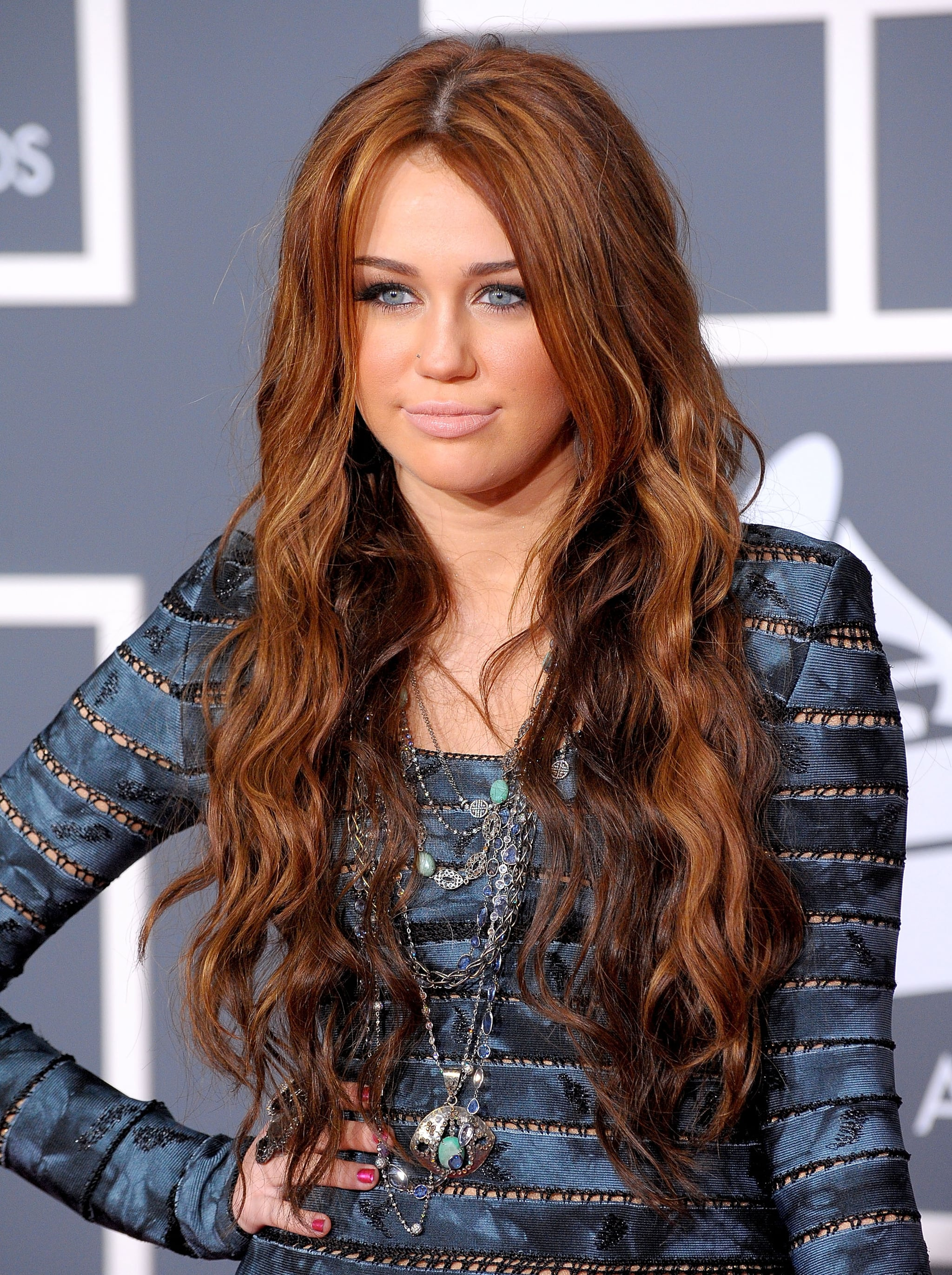 See Miley Cyrus S Wild Beauty Evolution Popsugar Beauty