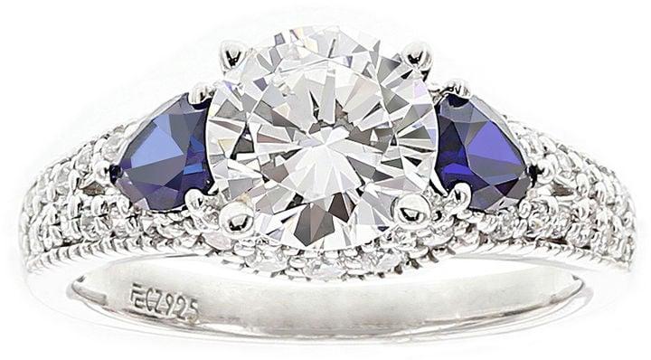 Cubic Zirconia Wedding & Engagement Rings - BERRICLE