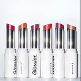 What Glossier s Reformulated Generation G Lipsticks Looks Like on 3 Skin Tones