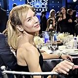 رينيه زيلويغر في حفل توزيع جوائز اختيار النقاد لعام 2020