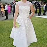 Princess Beatrice at the Serpentine Summer Party