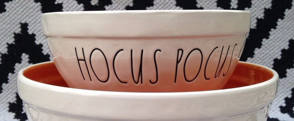These Trendy Halloween Bowls Are Causing a Shopping Frenzy