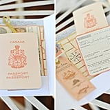 Passport Invites
