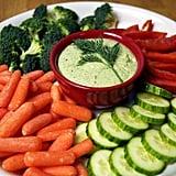 White Bean Veggie Dip
