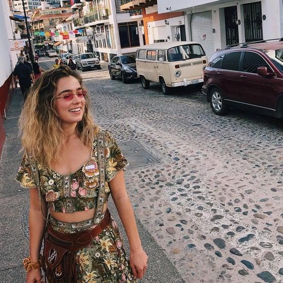 Haley Lu Richardson's Best Instagram Pictures