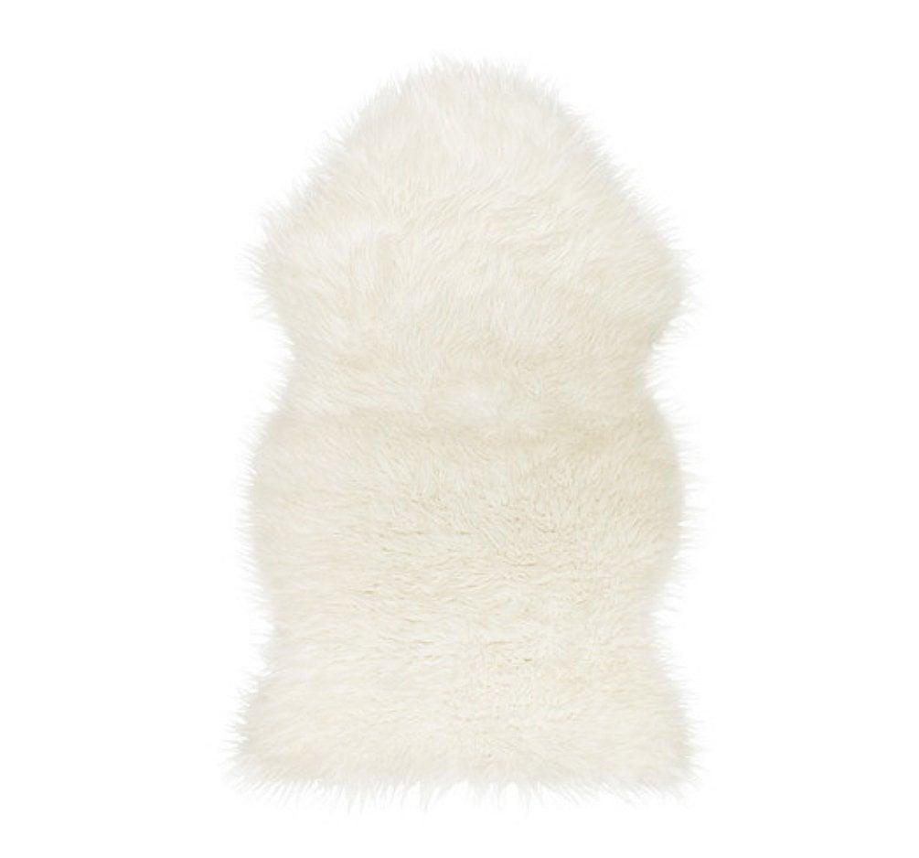 Ikea Tejn Faux Sheepskin