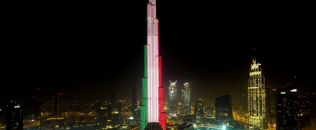 The World's Tallest Building is Going All-Out For Kuwait National Day