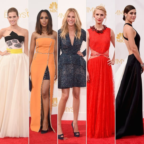 Best Dressed at Emmys 2014