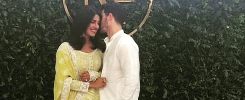 Priyanka Chopra Dress at Engagement Party to Nick Jonas 2018