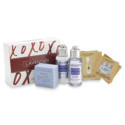 L'Occitane Relaxing Voyage Gift Set in Lavender