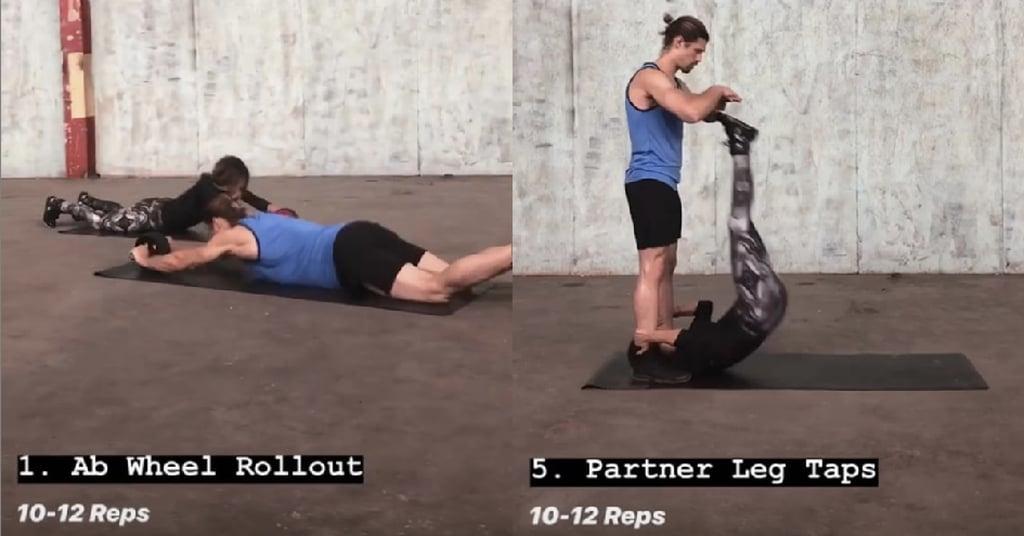 A Core-Shredding Ab Workout