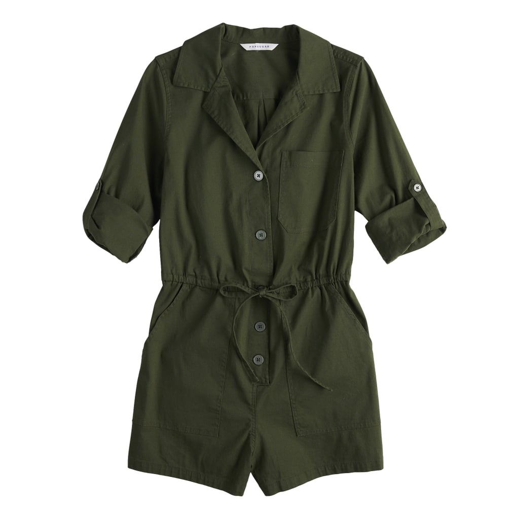 POPSUGAR Collection at Kohl's Long-Sleeved Romper