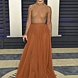 Julianne Hough at the 2019 Vanity Fair Oscar Party