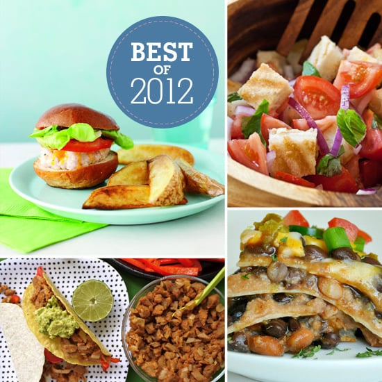 Best Kid-Friendly Recipes of 2012
