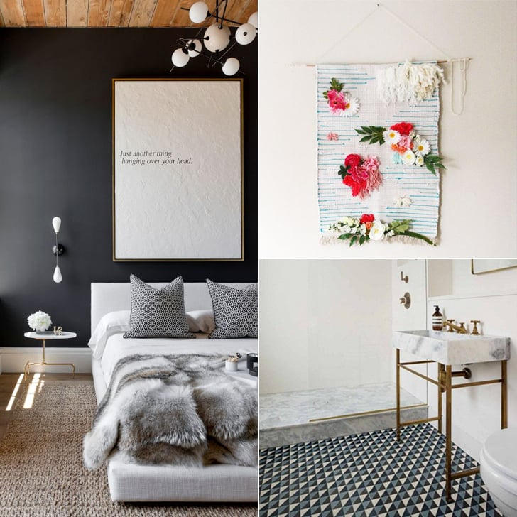 Pinterest predicts the top home trends for 2016 popsugar for Home design ideas pinterest