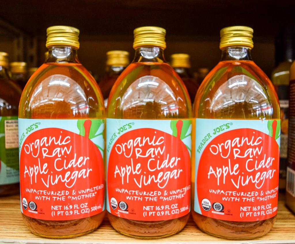 Trader Joe's Organic Raw Apple Cider Vinegar ($2)