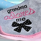 Customize a Baby Bib