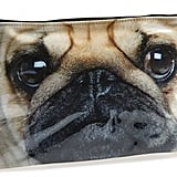 Catseye London Pug Cosmetics Bag ($12)