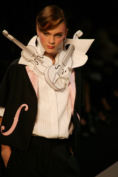 Viktor & Rolf's Eyelash Plan Is a Shu-In