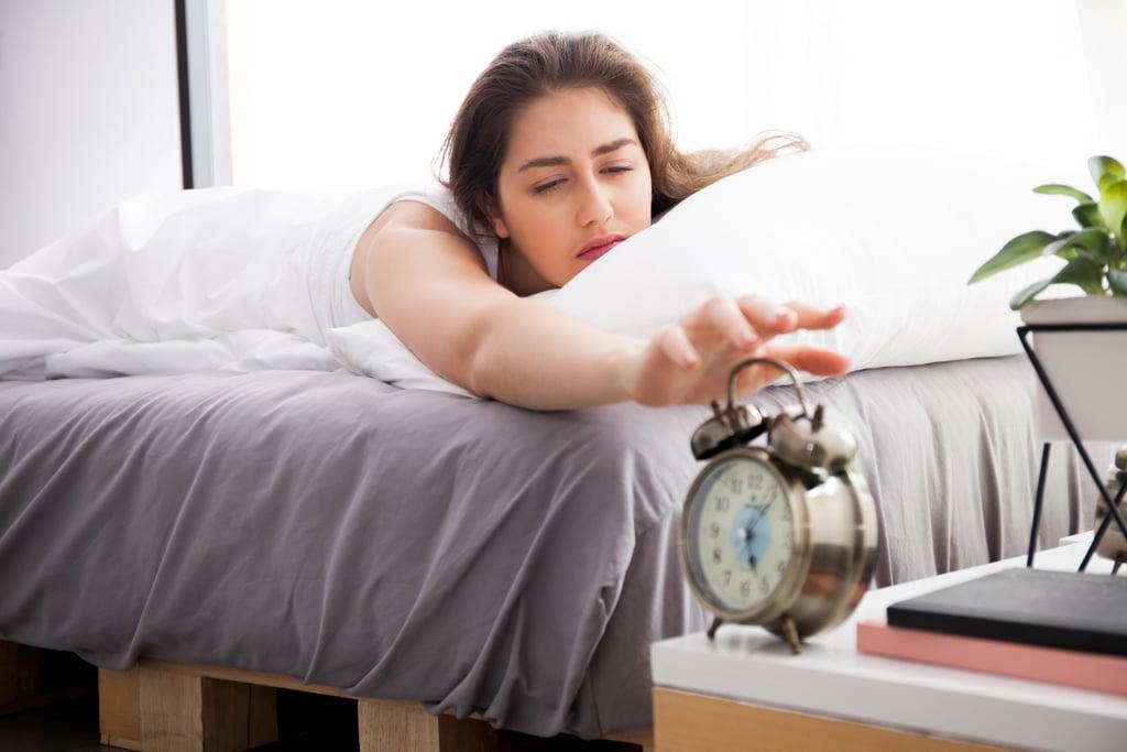 When You Sleep Through Your Alarm