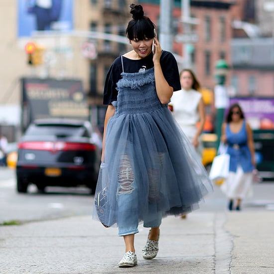 Bloggers and Editors Street Style at New York Fashion Week