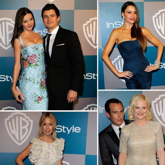 InStyle Golden Globes Afterparty Pictures 2012