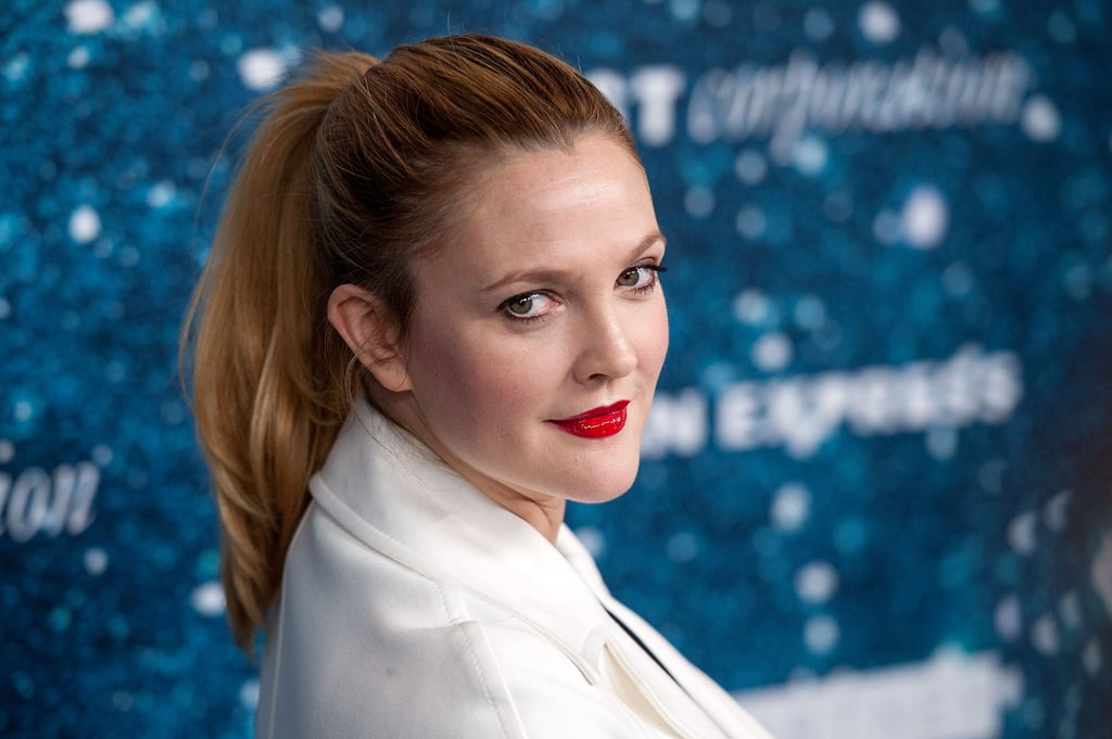 Drew Barrymore Is an Actual Goddess and, No, We Are Not Worthy